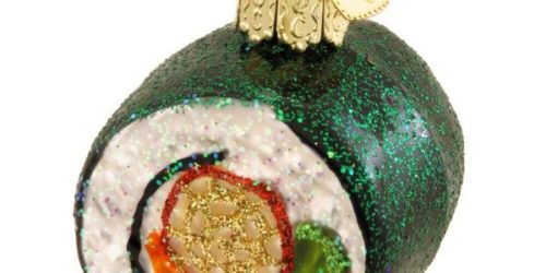 xmas_design_kerstbal_food_sushi