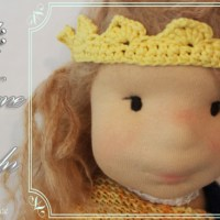 [:de]Von Königen: Anleitung Häkel Krone[:en]Of Kings & Queens: instructions crochet Crown[:]