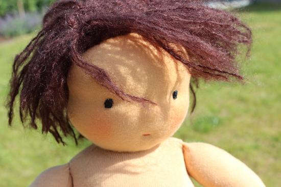 Stoffpuppe, Anleitung, Kurs, Puppemitmacherei, Mariengold, Naturkinder, Waldorf, Nähen, DIY, Doll, Dollmaking, Puppen-Sew-Along, Waldorfpuppe