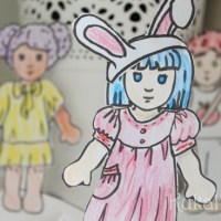 "[:de]Von Papierpuppen - ""Paper Dolls""[:en]Of Paper Dolls[:]"