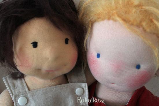 Puppengesicht