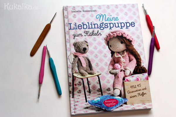 Rezension: Die Mix-Max-Häkelbande - SAPRI-Design | 400x600