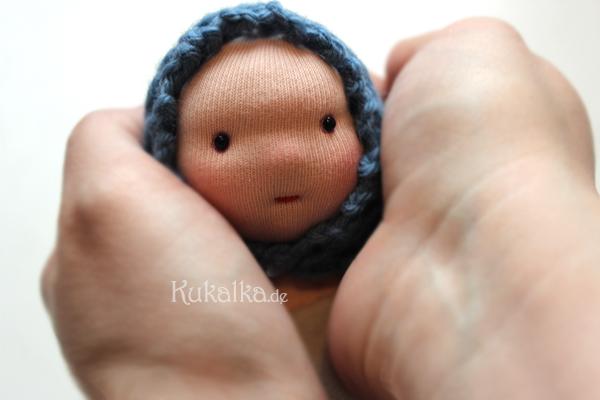 Puppenwerkstatt Kukalka hinter den Kulissen