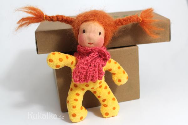 Mini Puppe Lotta