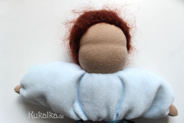 Aufarbeitung Waldorf Puppe