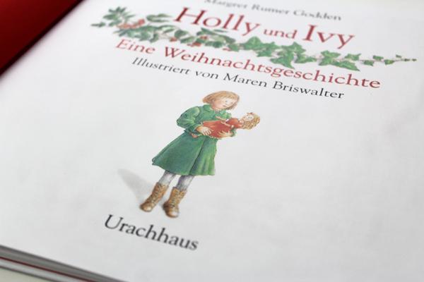 Holly Ivy Buch