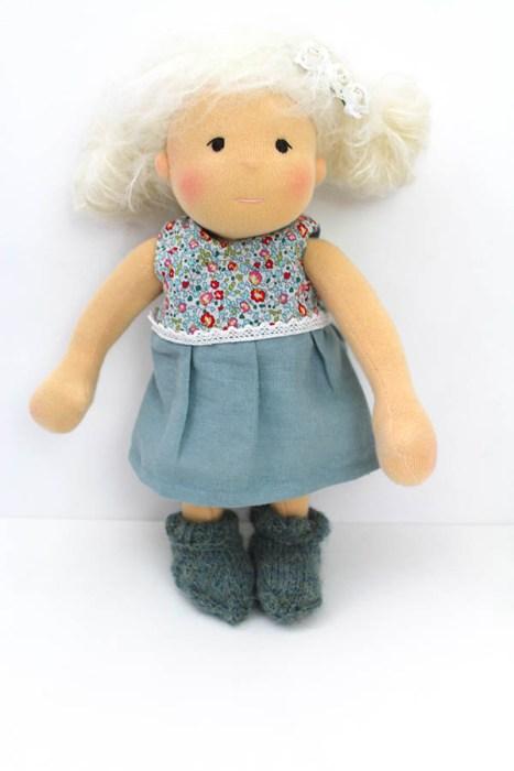 Rabauke Puppe