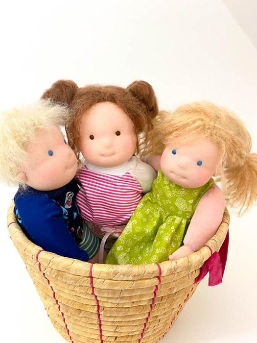 Muckelchen Puppen dolls