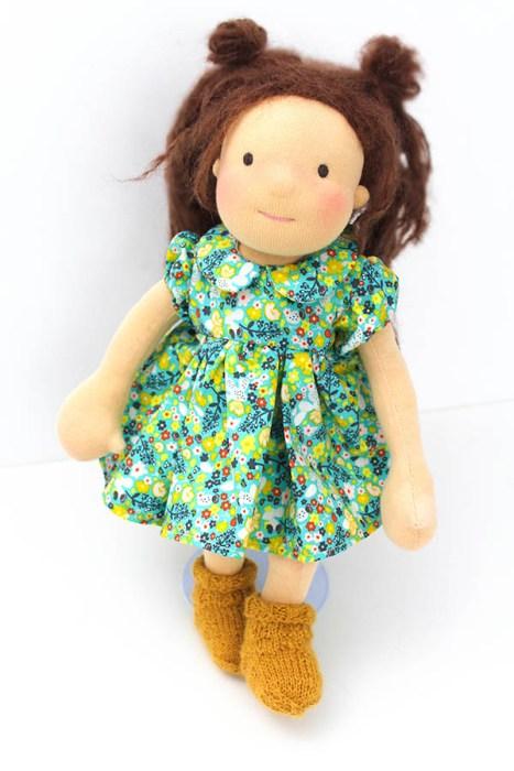 Puppe Waldorf Berit