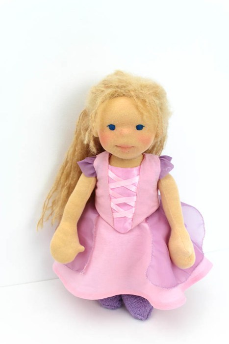 Puppe Fee Prinzessin Waldorf