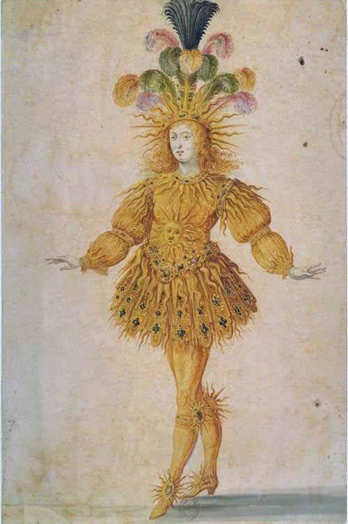 Louis XIV - Le Roi Soleil - Ballet Royal de la Nuit