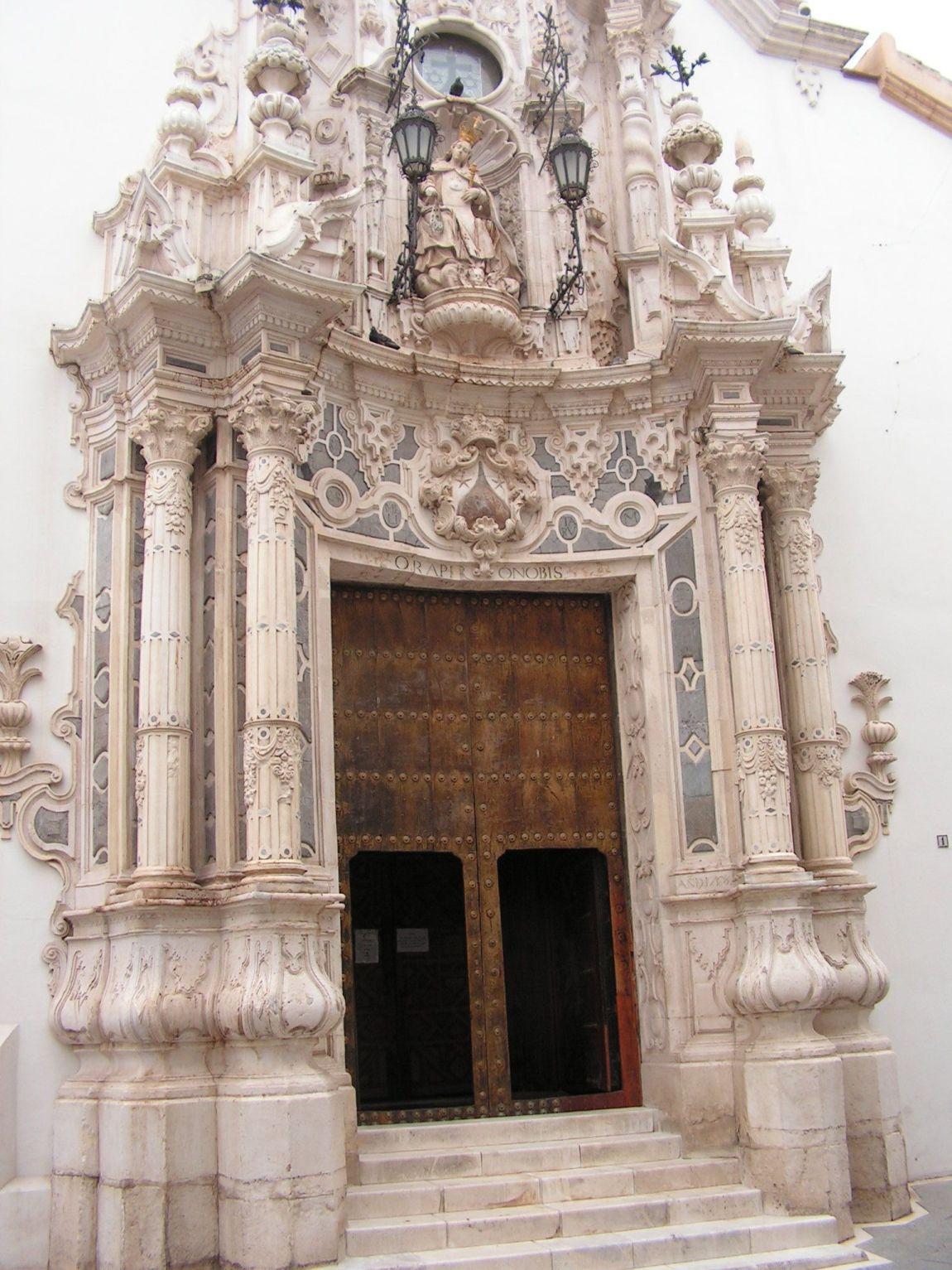 Iglesia de Nuestra Señora del Carmen, Estepa (Sevilla).