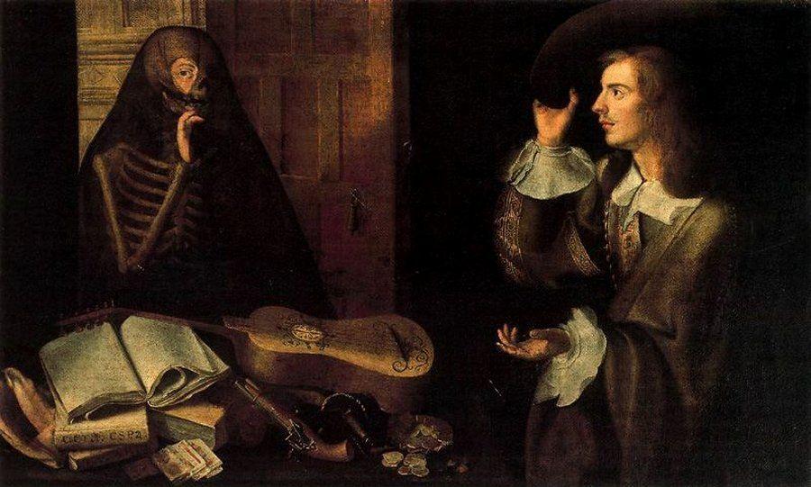 El caballero y la muerte