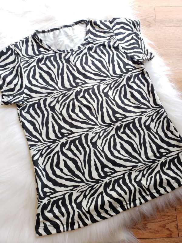 Camiseta Zebra