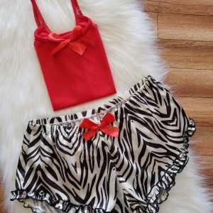 Satén Zebra