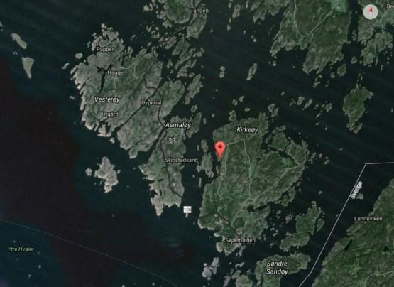kart over kirkøy hvaler Sjøørret plasser Kirkøy – Hvaler – Østfold – Rosareke kart over kirkøy hvaler