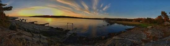 Dette er en typisk bra plass om du skal fiske sjøørret om våren.