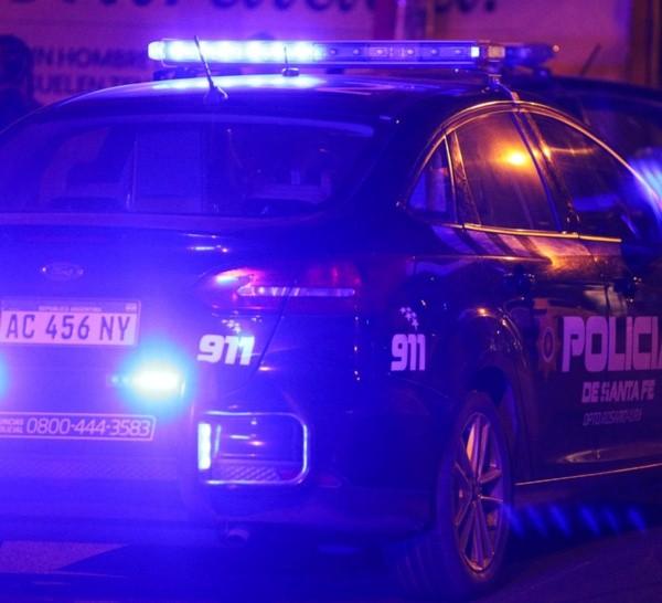 El crimen ocurrió este lunes a la noche en Villa Gobernador Gálvez.