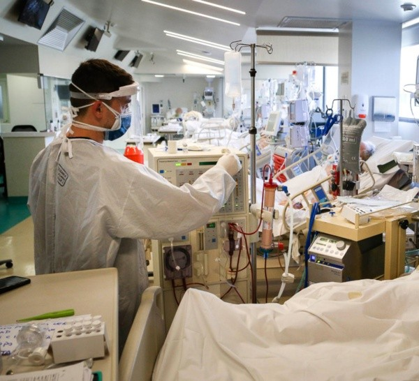 Las medidas de aislamiento al comienzo de la pandemia dieron tiempo para prepararse.