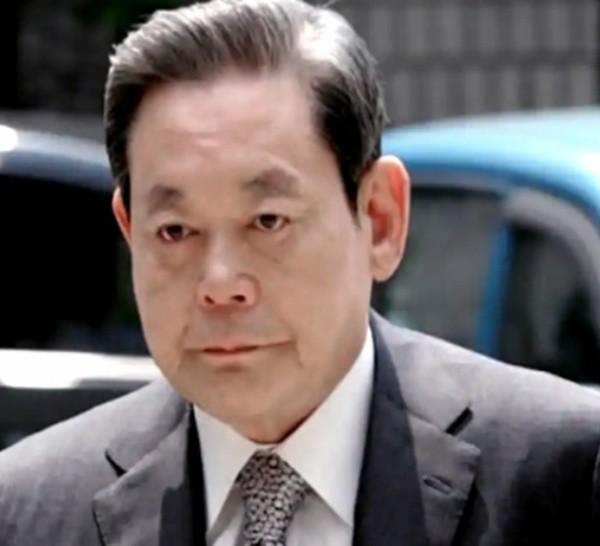 Lee Kun-hee sufrió un accidente cardiovascular en 2014, y desde entonces pocas informaciones se habían filtrado sobre su salud.