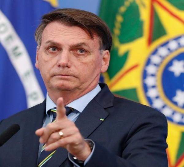 Bolsonaro opinó que la Argentina sigue el mismo modelo que Venezuela