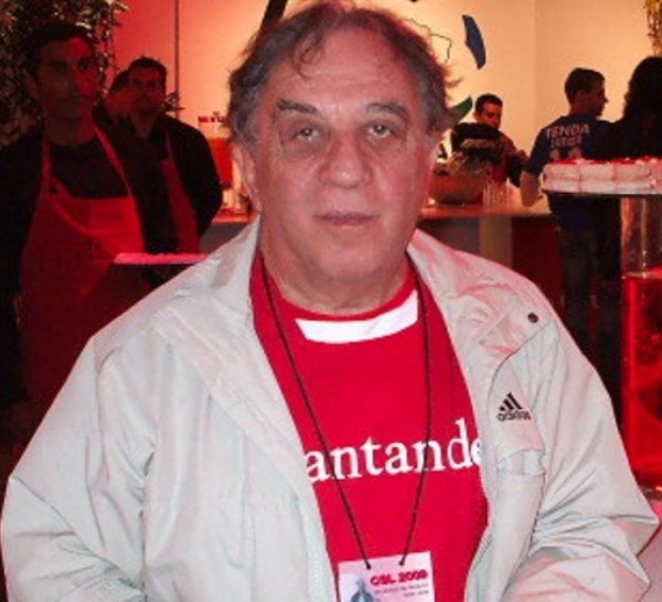 El productor de espectáculos musicales Lucio Alfiz