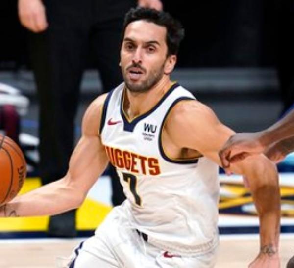 El base argentino volvió a ser importante para su equipo y se adapta rápido a la NBA.