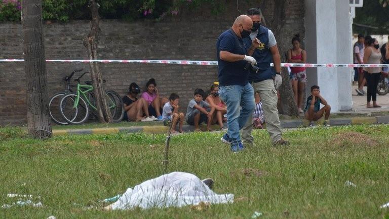 Trasfondo narco y crimen por error: qué hay detrás del asesinato en el cementerio