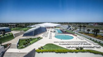 Hotel Casino Pullman City Center Rosario