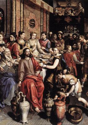 La autorevelación en las bodas de Caná