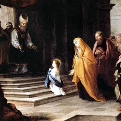 Presentacion de María