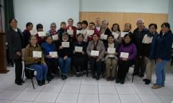 Clausura de Escuela de María 2019
