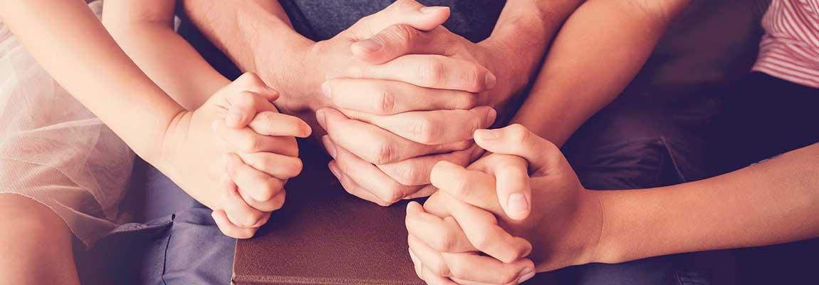 5 razones para rezar con tu familia
