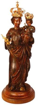Señora de la paz