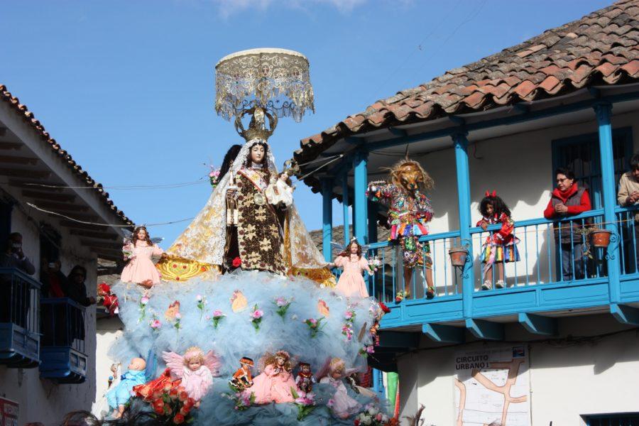 Virgen del Carmen de Paucartambo