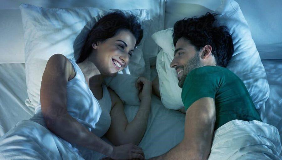 Propósito: Agradecerse mutuamente antes de dormir