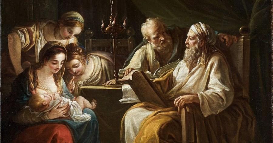 Nacimiento de Juan Bautista
