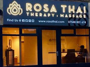Rosa Thai Massage in Leeds