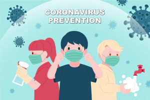 ROSA THAI CORONAVIRUS PREVENTION
