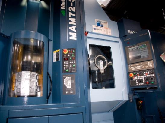 Matsuura 5-axis CNC