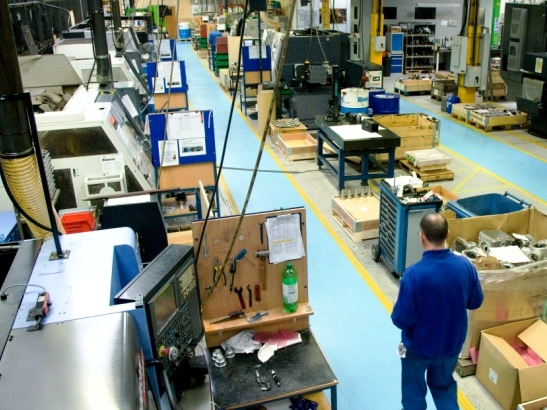 Multiple manufacturing options
