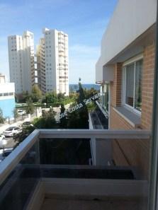 balcony master bedroom sea view