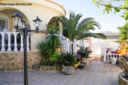 Calle Holanda-villa garden
