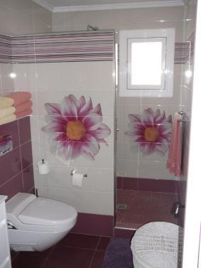 Luxe badkamer en suite