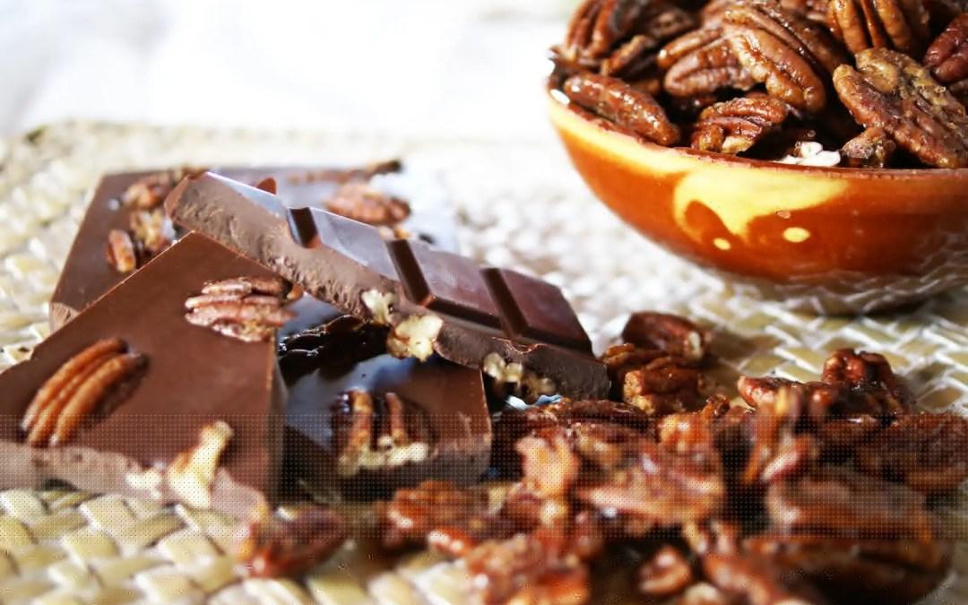 Rose & Cacao, un chocolat à faible index glycémique, naturellement