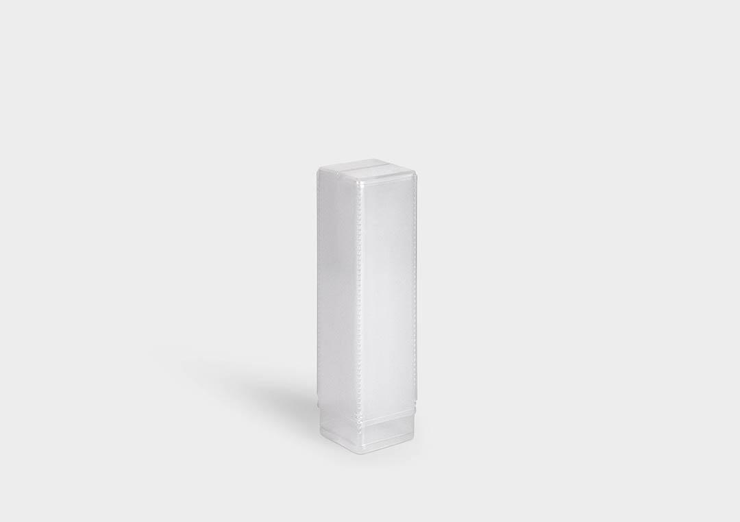 QuadroPack Plastic Packaging Tubes  rose plastic
