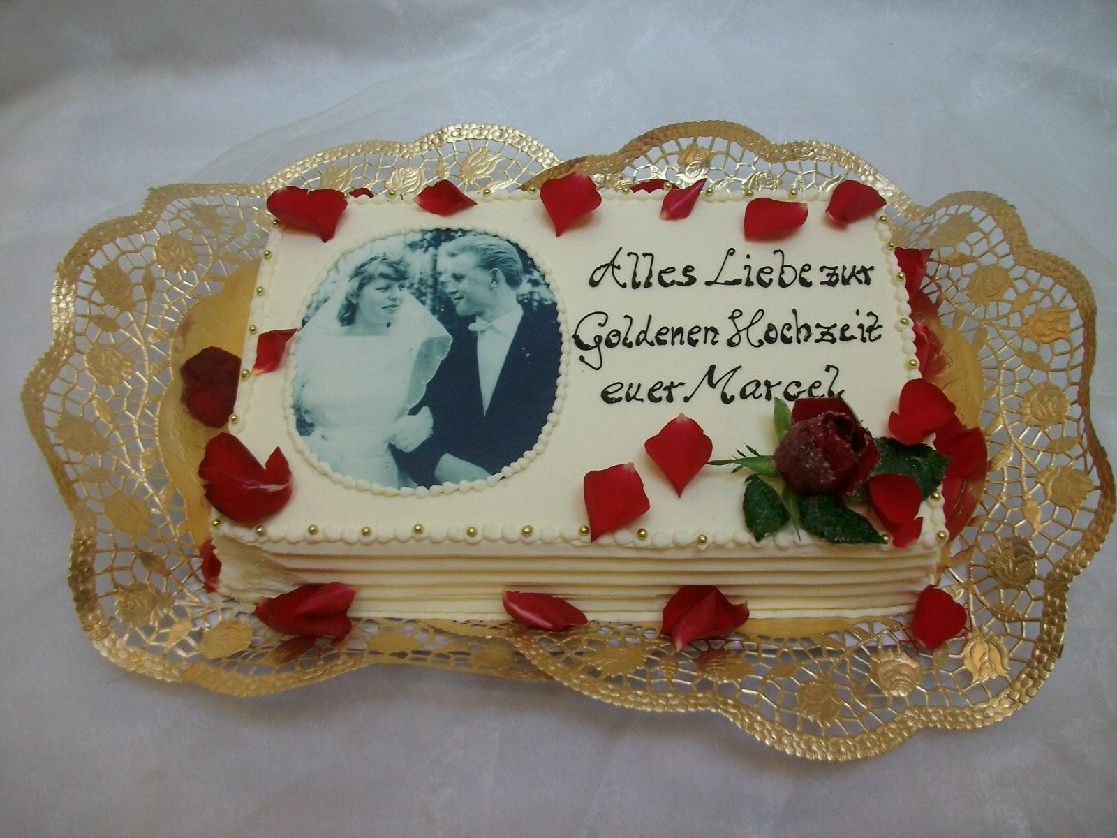 Hochzeitstag Torte  Hochzeit