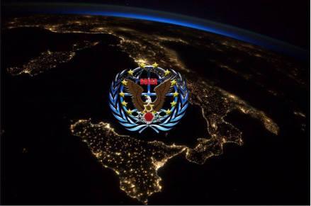 ITALIA ROSEA NOCHE MAPA