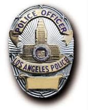 LOGO POLIZIA LOS ANGELES