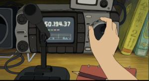 火腿收音机